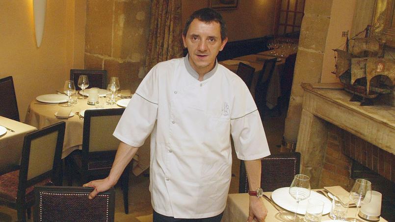 Michel Del Burgo en 2006.