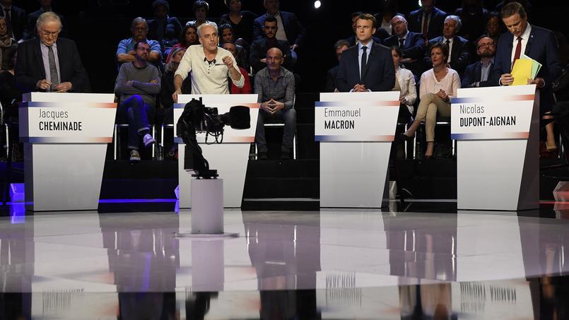 Après l'emploi, l'Europe et la protection des Français, les onze candidats se sont exprimés sur les institutions.