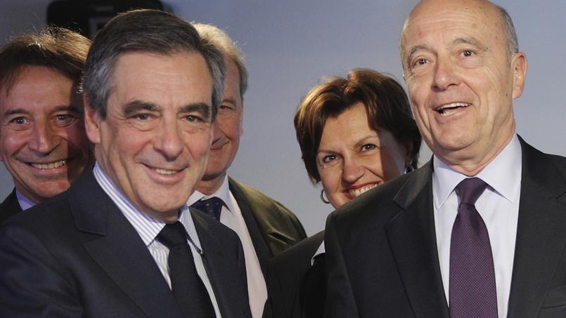 EN DIRECT - Présidentielle J-4 : François Fillon et Alain Juppé s'affichent ensemble sur le terrain