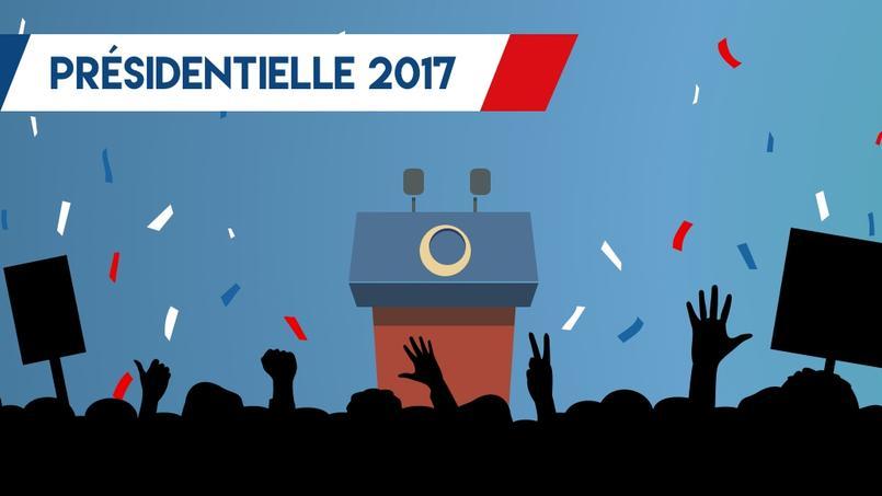 Marine Le Pen sera dans la Somme pour son dernier meeting de campagne, Emmanuel Macron dans le Tarn.