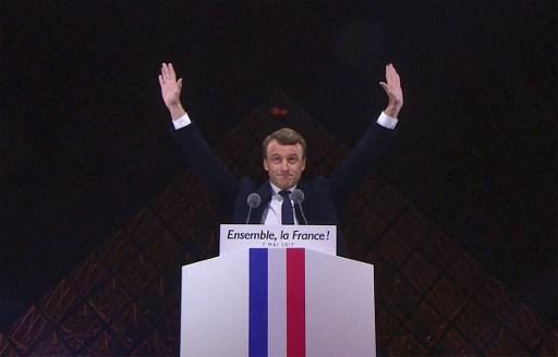 L'heure du choix — Présidentielle française
