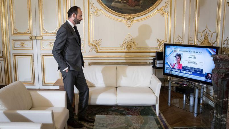 Le premier ministre Edouard Philippe a dévoilé son gouvernement ce mercredi 17 mai.