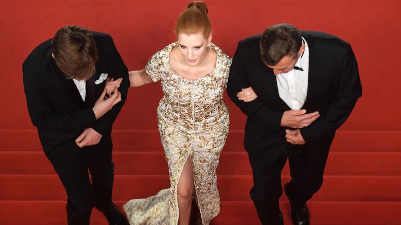 Le look du jour de Cannes : la gràce sensuelle de Diane Kruger