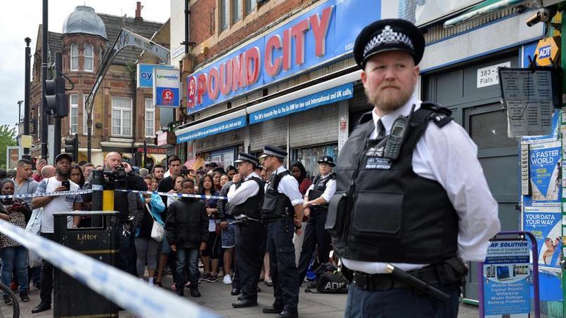 La police identifie deux des trois assaillants — Attentat de Londres