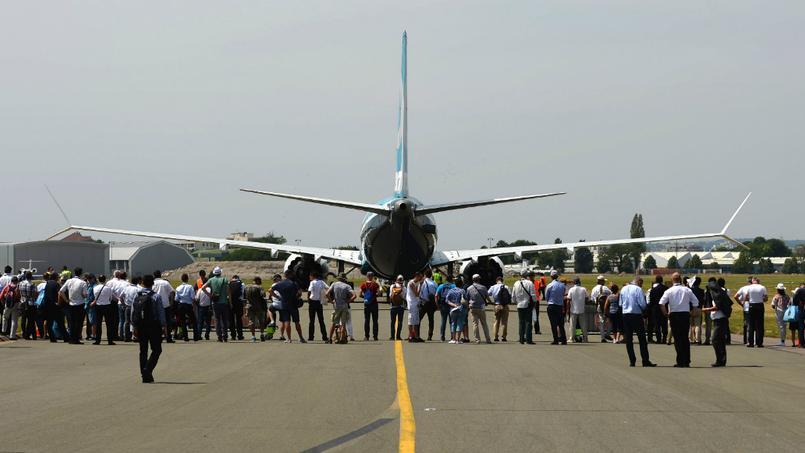 EN DIRECT - Airbus largement devancé par Boeing au Bourget