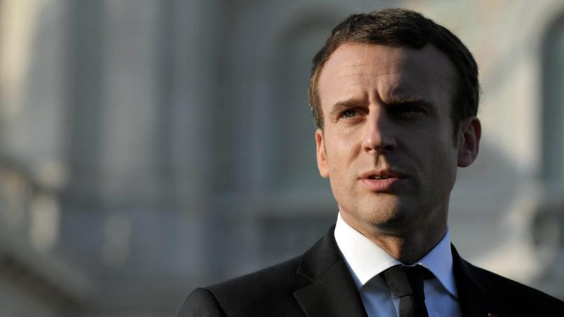 Corée du Nord: Macron appelle à