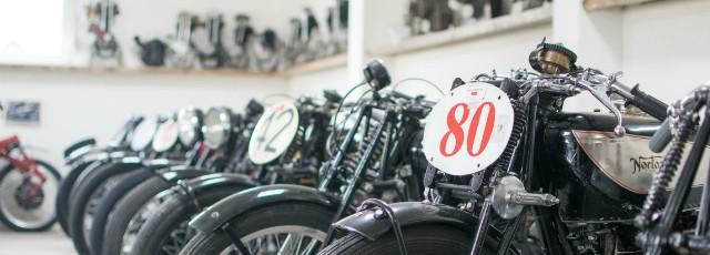 Conseils d'expert pour déterminer si votre moto de collection est d'origine
