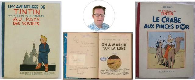 L'histoire cachée des albums les plus recherchés de Tintin