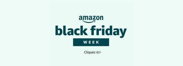 Amazon, le plus grand acteur du Black Friday
