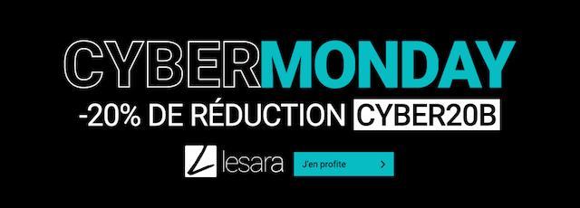 Tout savoir sur le Cyber Monday chez Lesara
