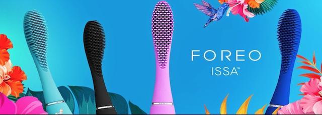 ISSA, la brosse à dents révolutionnaire qui nettoie à la perfection !