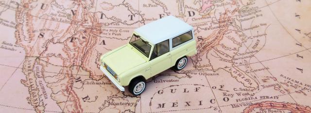 Des voitures idéales pour un road trip inoubliable