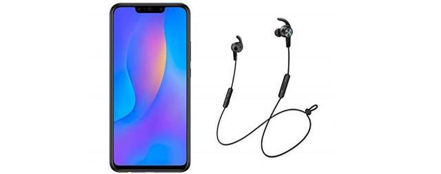 Le smartphone Huawei P Smart+ est vendu en exclusivité sur Amazon