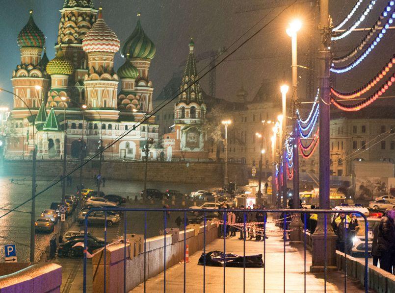 L'opposant a été tué en plein centre de Moscou.