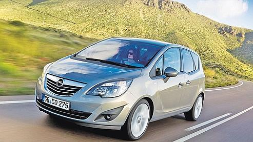 L'Opel Meriva voit grand