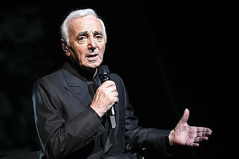 Charles Aznavour, spleen et swing à l'Olympia