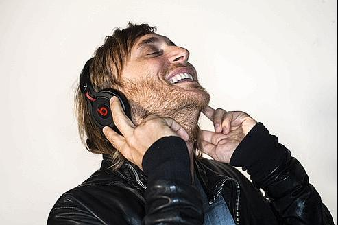 MTV Europe Music Awards : David Guetta et La Fouine