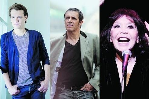 Paris, les grands concerts de 2012