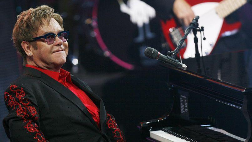 Elton John revient à la source de sa musique