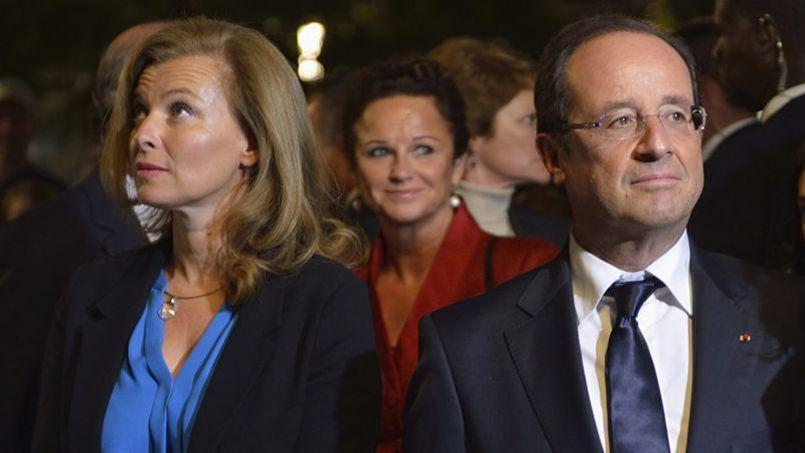 Livre de Valérie Trierweiler : va-t-elle raconter sa vie intime avec Hollande?