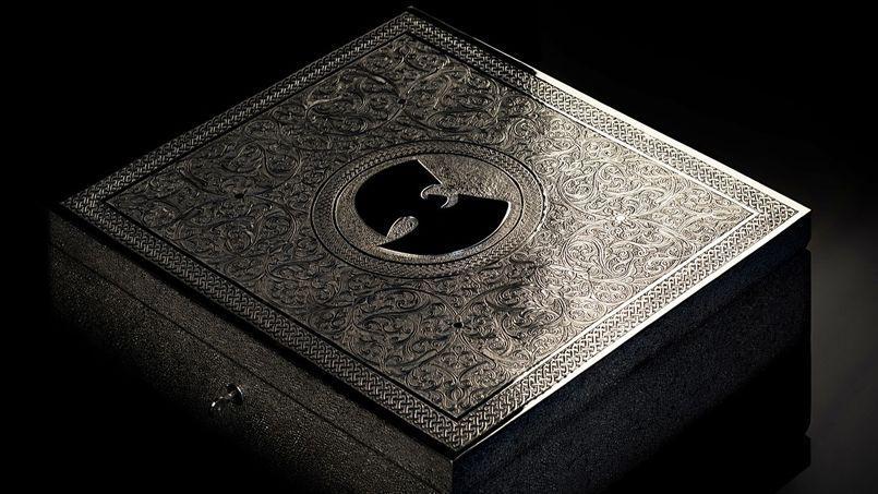 Le Wu-Tang Clan sort un disque à un exemplaire