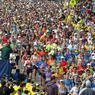 Cette édition du marathon de Boston avait commencé dans la liesse et l'enthousiasme.