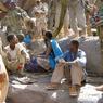 Parmi les prisonniers, quelques mineurs, plutôt paumés, manipulés puis abandonnés par leurs chefs djihadistes (photo récupérée auprès de l'armée tchadienne).