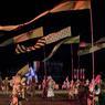 Cinéscénie, 3200 bénévoles au service d'un spectacle sur l'histoire de France et de Vendée. Crédit photo: Pierre Terdjman/Cosmos pour le Figaro Magazine