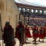 Le stadium gallo- romain peut acceuillir jusqu'à 6000 spectateurs. Crédit photo: Pierre Terdjman/Cosmos pour le Figaro Magazine
