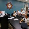 Les 120 agents de sécurité du Mall of America sont formés à toutes les techniques de maintien de l'ordre.