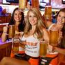 Le Hooters est l'un des 50 restaurants du Mall of America.