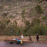 Les forêts de Madagascar sont décimées pour produire du charbon de bois.