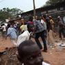 Des commerces appartenant à des musulmans ont été pillés dans le quartier Combattants.