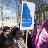 Les manifestants s'opposent à la gestation pour autri (GPA).