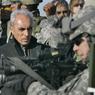 Le chef de l'armée irakienne, Babaker Zebari (photo d'archive 2007), a estimé que cet appui aérien allait permettre «d'énormes changements sur le terrain dans les prochaines heures».