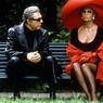 Sophia Loren en Dior et Marcello Mastroianni dans Prêt à porter de Robert Altman en 1994.