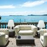 Posée au bord de l'eau la Villa Paradiso offre une vue magnifique sur le lac.