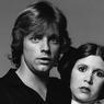Mark Hamill et Carrie Fisher dans leurs rôles fétiches: Luke Skywalker et la Princesse Leia