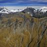 Au loin, la silhouette pyramidale du mont Aspiring évoque le Cervin suisse.