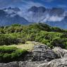 La variété des paysages que l'on contemple sur l'île du Sud offre au voyageur le sentiment de découvrir plusieurs pays à la fois.