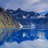 De nombreuses scènes de la saga Le Seigneur des Anneaux ont été tournées dans les paysages renversants de l'Ile du Sud. Ici, un autre point de vue sur les Alpes néo-zélandaises.