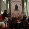 La paroisse Sainte-Rita est connue dans le monde entier pour sa dévotion à la patronne des causes désespérées mais aussi pour sa bénédiction annuelle des animaux.