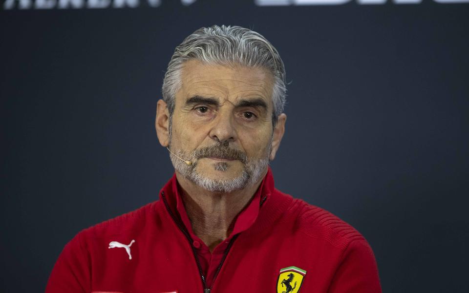 Exit Maurizio Arrivabene, le début d'une nouvelle ère chez Ferrari ?