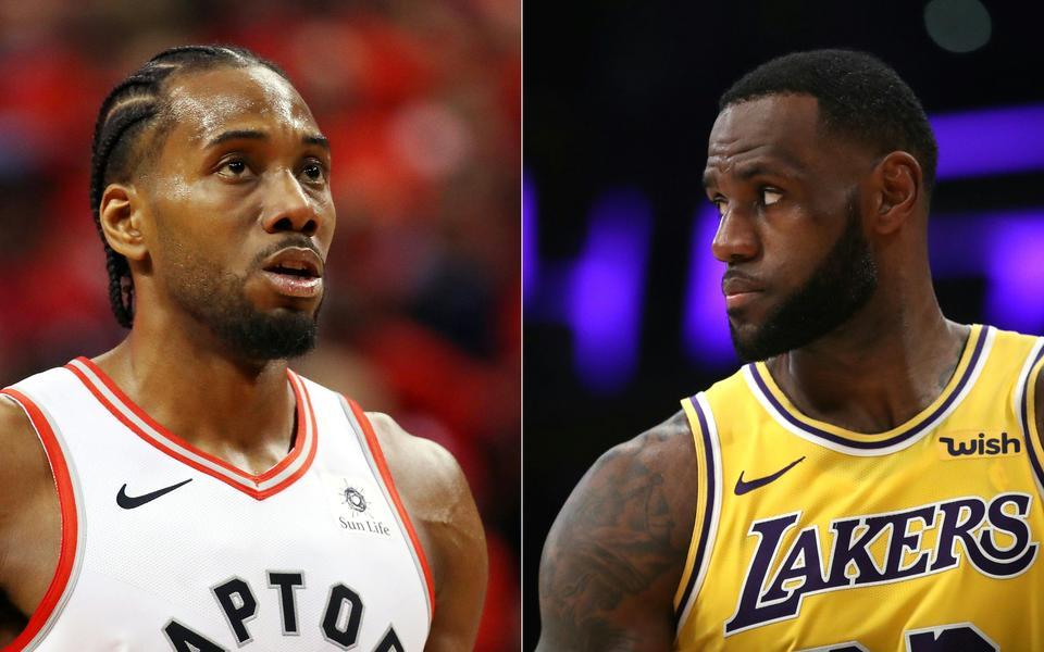 Le calendrier NBA de la saison 2019-20 dévoilé