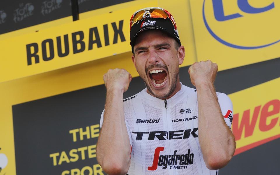 Quand John Degenkolb sauve Paris-Roubaix juniors