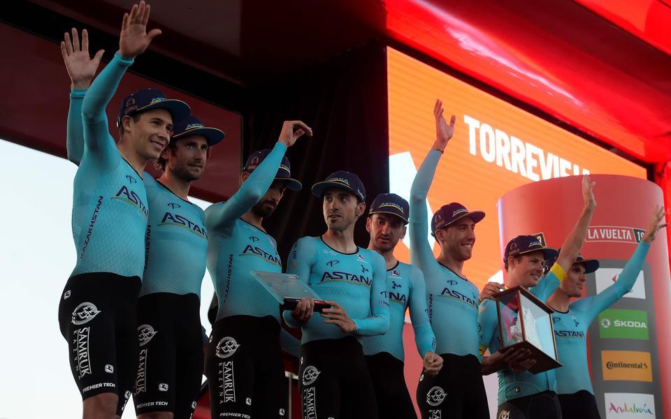 Vuelta : Les Astana de Lopez au pouvoir, Roglic au tapis