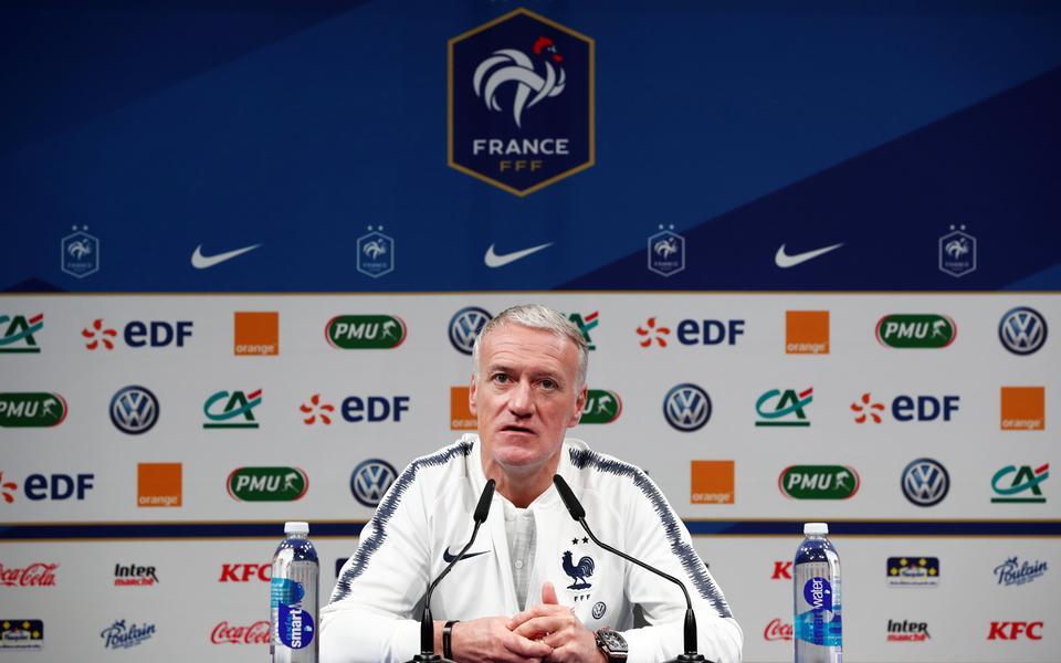 Le Graët souhaite Deschamps à la présidence de la FFF