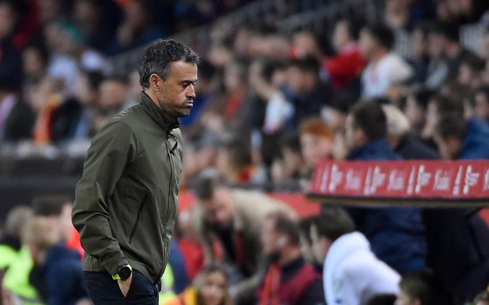 Luis Enrique n'est plus le sélectionneur de l'Espagne