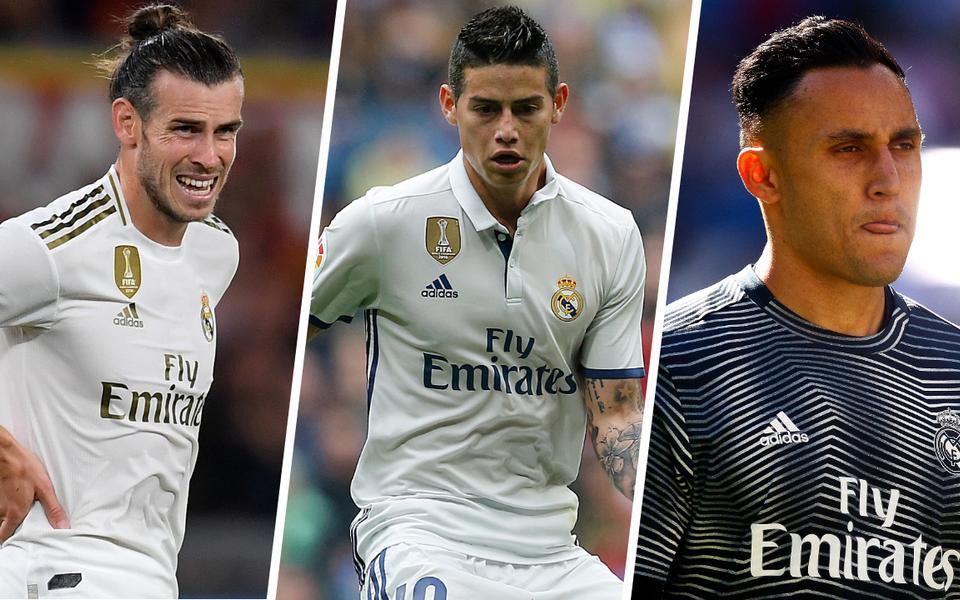 Bale, Navas, James et 100 M€, l'offre XXL du Real Madrid refusée par le PSG pour Neymar