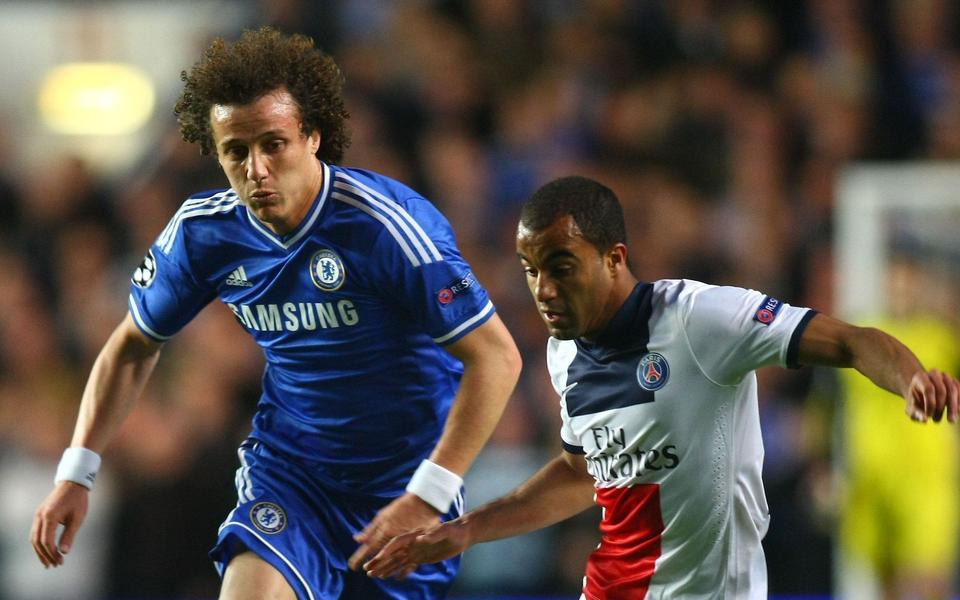 David Luiz : un nouveau transfert-record pour le PSG ?